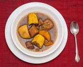 Bowl of soup — ストック写真