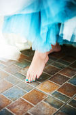 Bare Foot — Stock Photo