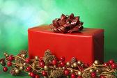 Regalo di Natale — Foto Stock
