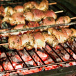 Shish kebap — Stock Photo