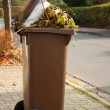 Garbage bin - Stock Photo