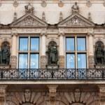Hamburg city hall — Stock Photo #16041021