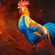 Royalty-Free Stock Photo: Rooster