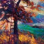 Autumn forest — Stock Photo #20430509