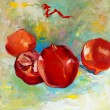 Pomegranates - 