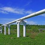 The high pressure pipeline — Stock Photo #19560691