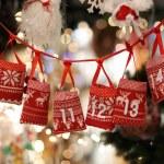 Christmas Advent Calendar — Stock Photo #36865263