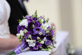 Bridal wedding bouquet — Stock Photo