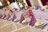 Wedding halls — Stock Photo