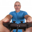 Play console man — Stock Photo #13135009