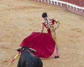 Daniel Crespo fight — Stock Photo