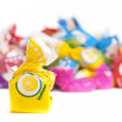 Candy lemon — Stock Photo