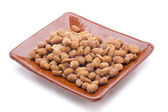 Nuts hazelnuts — Stock Photo