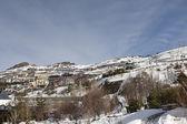 Sierra nevada-kälte — Stockfoto