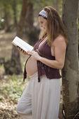 Maternity book — Stock Photo