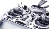 Control aeromodelling — Stock Photo