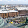 S.Petersburg from Saint Isaac Cathedral — Stock Photo