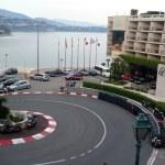 Circuit de Monaco, Monaco Grand Prix — Stock Photo