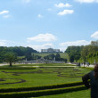 Schonbrunn Palace with Gloriette — Stock Photo