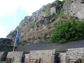 Rocky tidal island Mont-Saint-Michel — Stock Photo