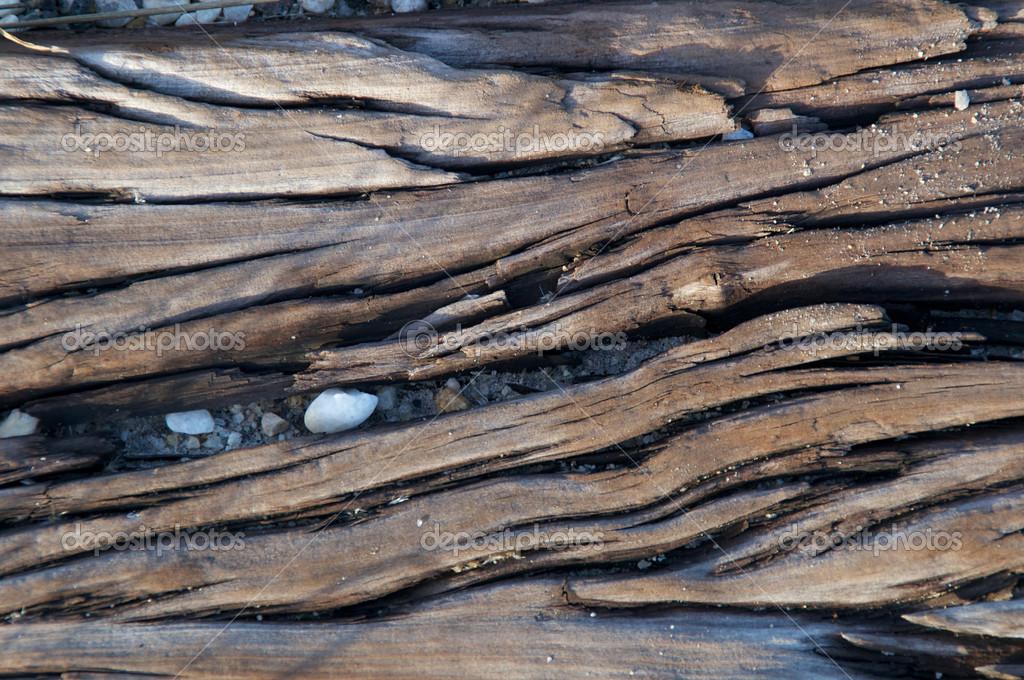Sušené dřevo
