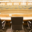 Empty conference room — Stockfoto