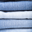 Close up of jeans — Foto Stock