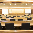 Interior of modern conference hall — Stock Photo #12830859