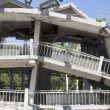 Building destroyed during earthquake — 图库照片 #19220149