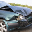 Car accident for insurance concept — Stock Photo
