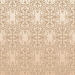 Vintage damask wallpaper — Stock Vector