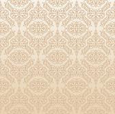 Vintage damask wallpaper — Stock Vector