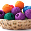 Basket crafts and sewing — Stok Fotoğraf #13368581