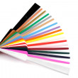 Stock Photo: Standart stick colours