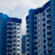 Apartment block — Foto Stock