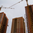 Stock Photo: High rise construction