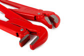 Adjustable wrenches — Stock Photo