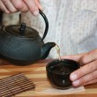 China tea ceremony — Stock Photo #12034218