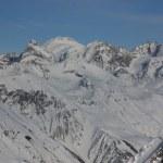 Caucasus Mountains. Region Dombay. — Stock Photo