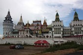 Beautiful kremlin in Izmailovo — Stockfoto