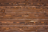 Seven brown texture of wooden planks — Stock Photo