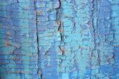 Blue background of old paint — Stock Photo