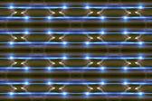 Blue Pattern design — Stock Photo