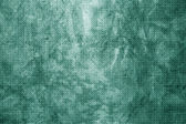 Texture of crumpled green paper — Stock Photo