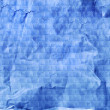 The city wall of stone in blue tint — Stock Photo