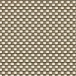 Brown seamless pattern — Stock Photo