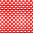 Stock Photo: Red and white tablecloth