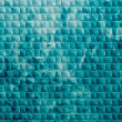 Blue braided seamless background — Stock Photo