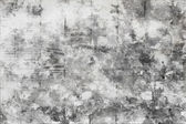 Abstract black grunge background texture with wood pattern — Stock Photo