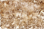 Flaking paint wall from boards — Stock Photo